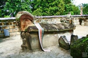 the tomb of king sidabutar