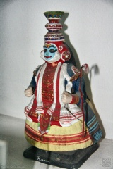 indian puppet
